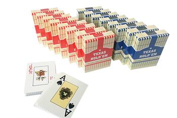 订做德州扑克牌具